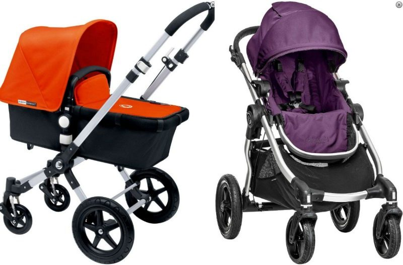 Bugaboo Cameleon3 Stroller Baby Jogger City Select Stroller