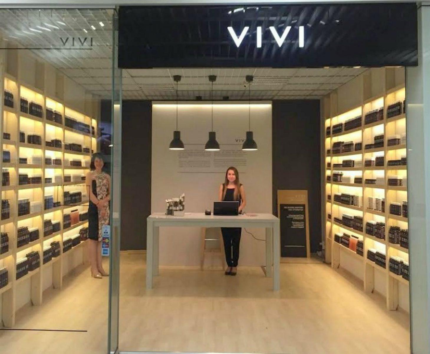 VIVI pood nüüd avatud Tallinnas! / VIVI store now open in Tallinn