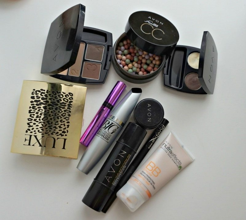 avon makeup products