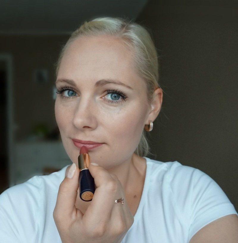 makeup look featuring Estee Lauder, Lumene, Avon, REN