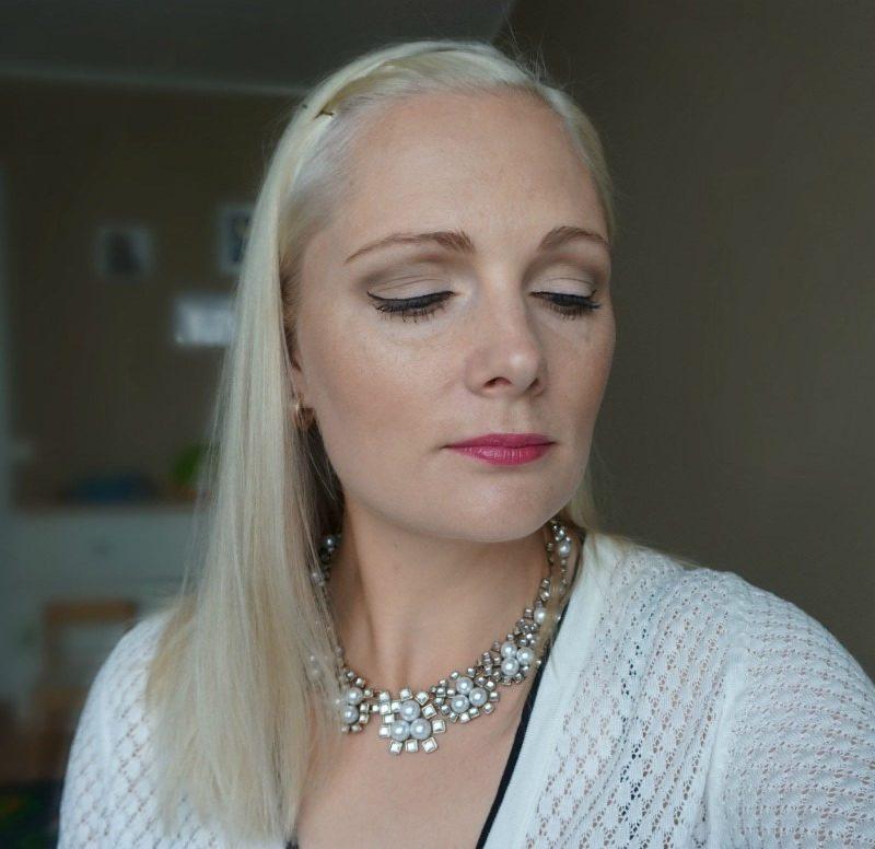 simple daytime makeup look
