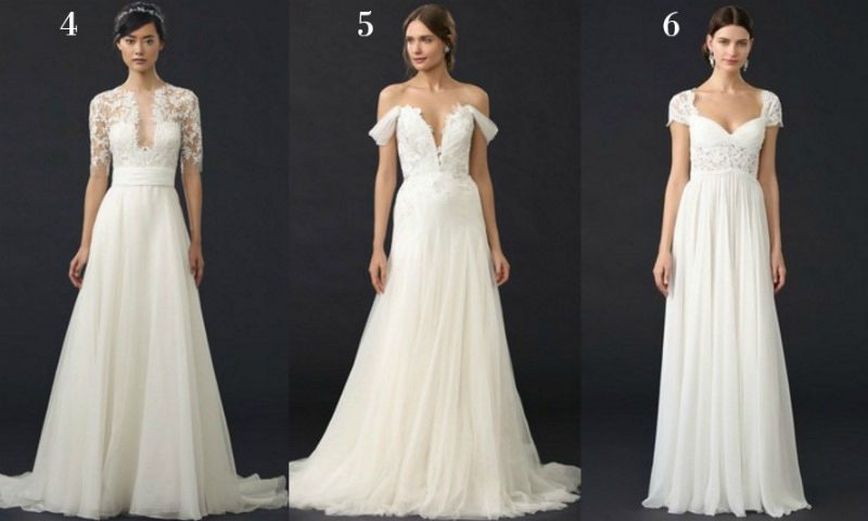 wedding dresses wish list Shopbop