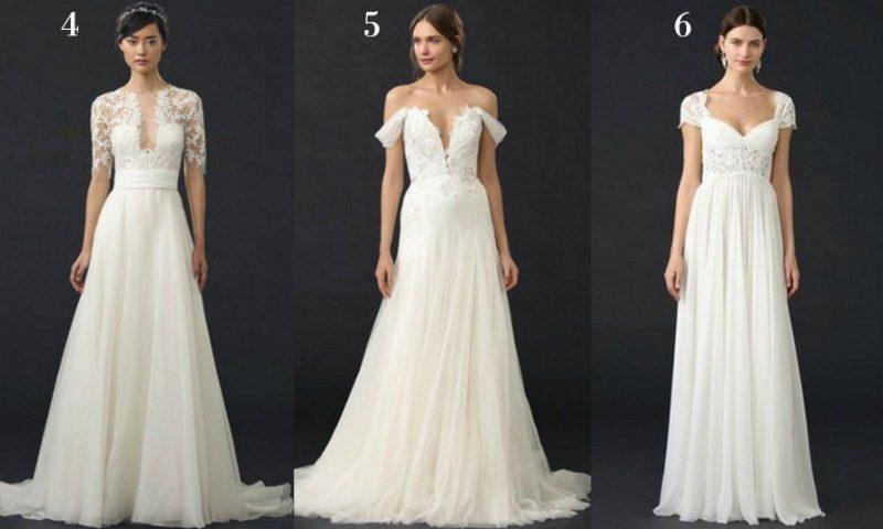 wedding dresses wish list Shopbop