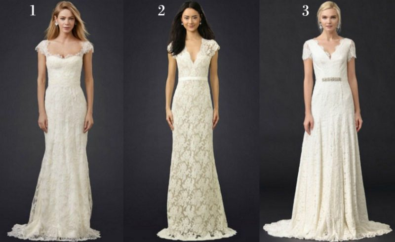 wedding dresses wish list