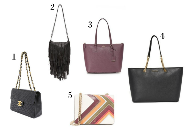my current wish list - bags