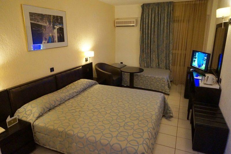 Hersonissos Palace Hotel room