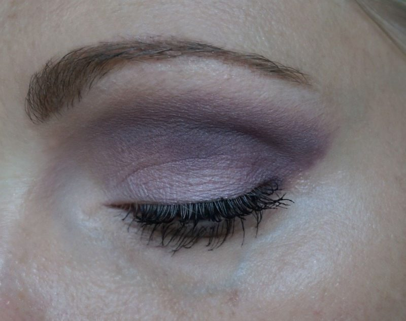 Simple smoky eye with Too Faced Sugar Pop eyeshadow palette