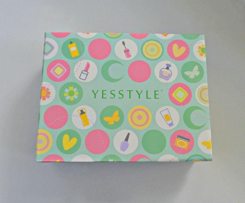 YesStyle Korean Beauty Sample Box