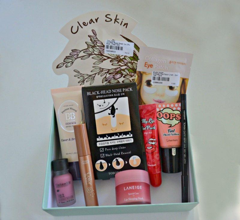 YesStyle Korean Beauty Sample BoxYesStyle Korean Beauty Sample Box