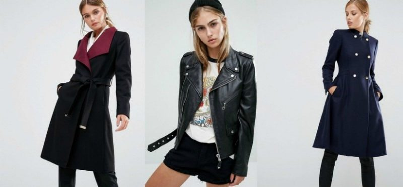 asos wish list coats jackets