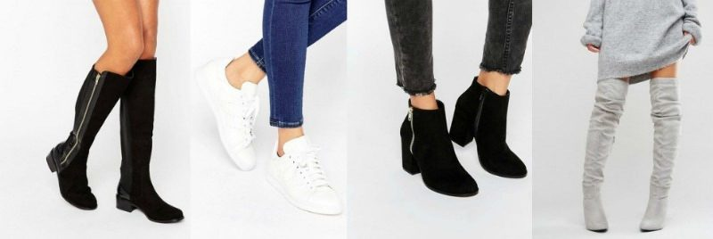 asos wish list footwear
