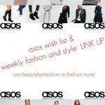 asos wish list and link up