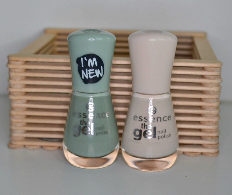 essence the gel nail polishes pretty cool life, dream on