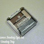 Essence Smokey Eyes Set – 02 Smokey Day & makeup look