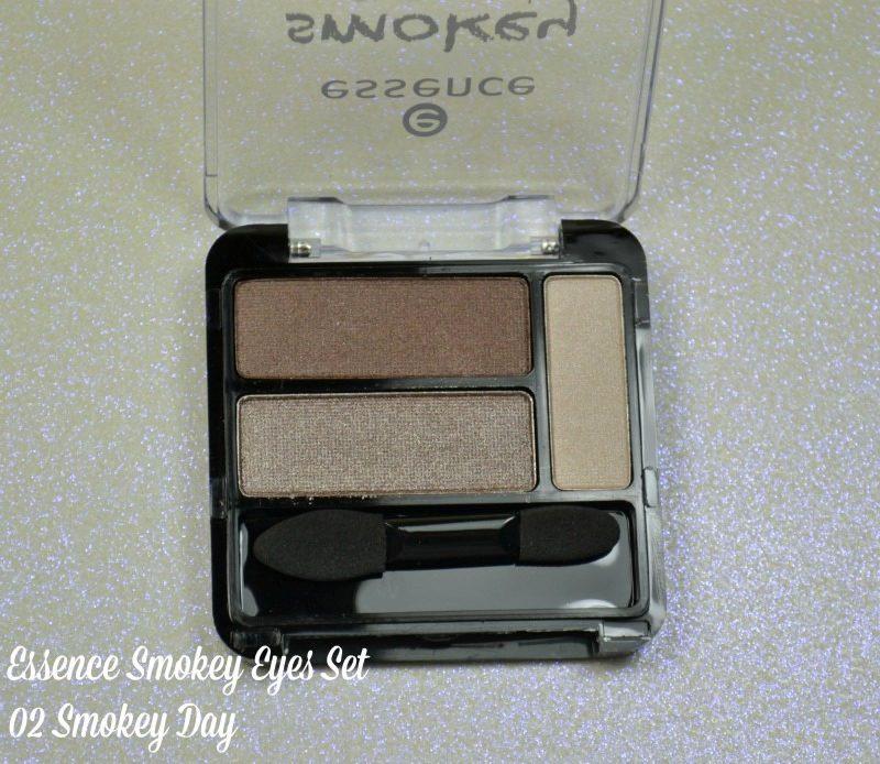 Essence Smokey Eyes Set 02 Smokey Day