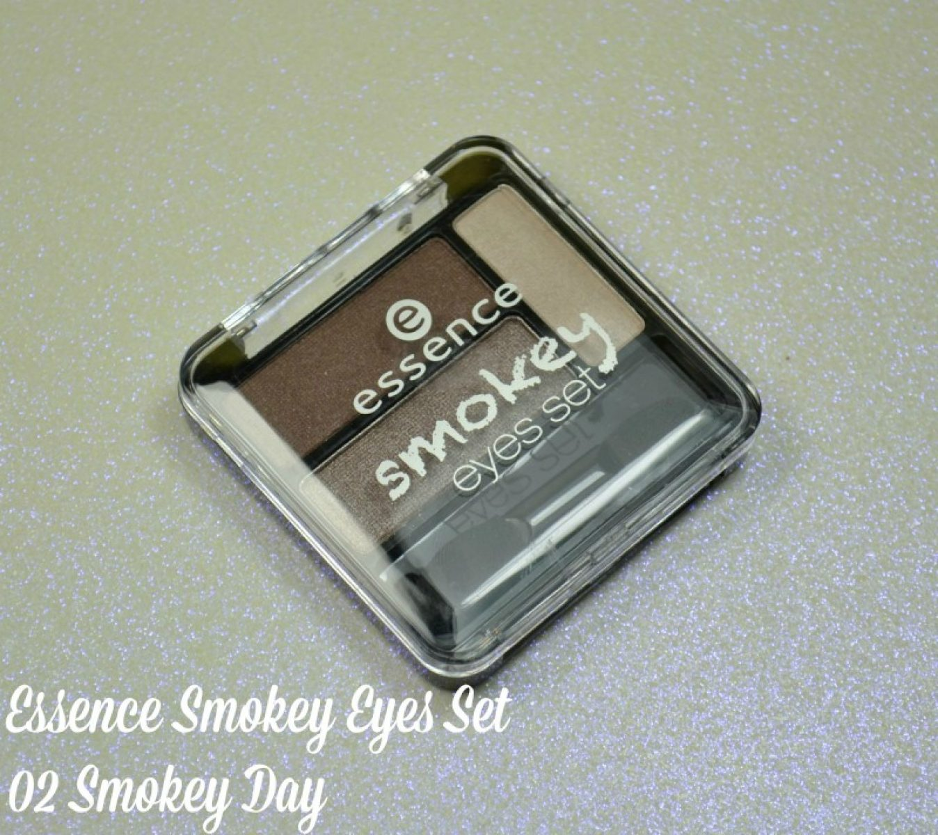Essence Smokey Eyes Set 02 Smokey Day