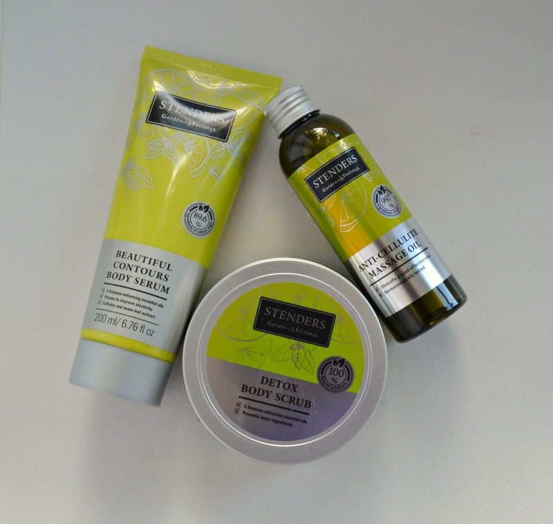 Goodbye cellulite! Hello firmer skin with Stenders!