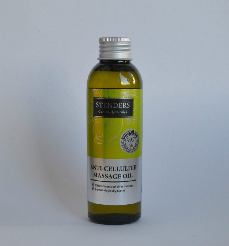 stenders anti cellulite massage oil