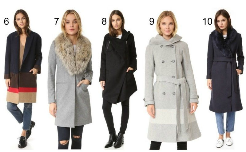 10 Stylish Coats That Make Your Outfit Complete
