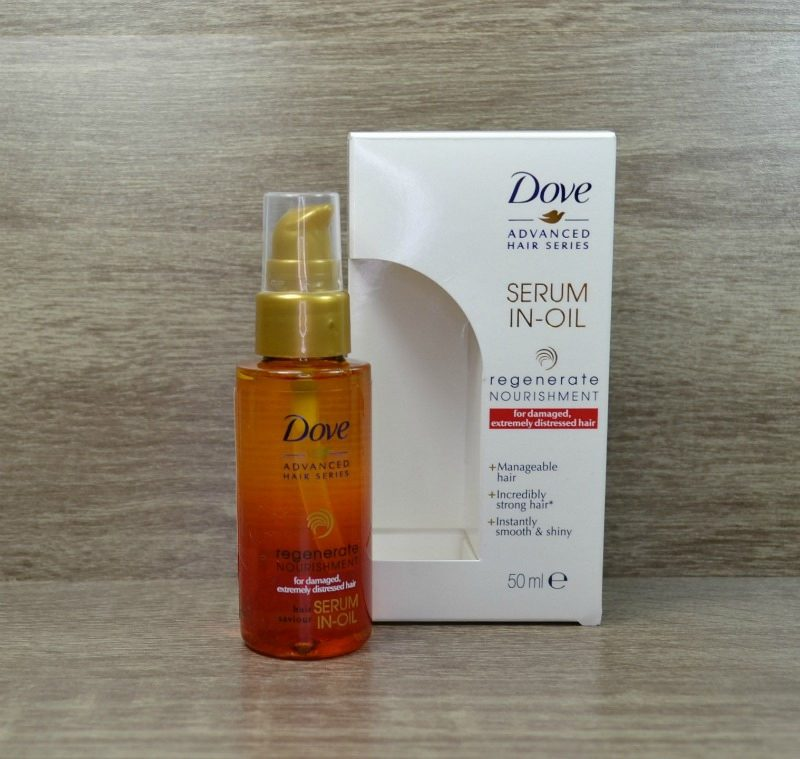 Dove Regenerate Nourishment Serum In-Oil