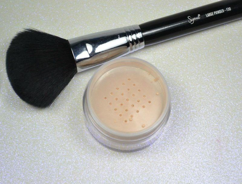 New CID Cosmetics i-Finish Translucent Loose Powder