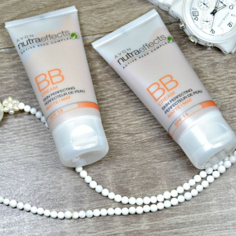 Avon Nutra Effects BB creams