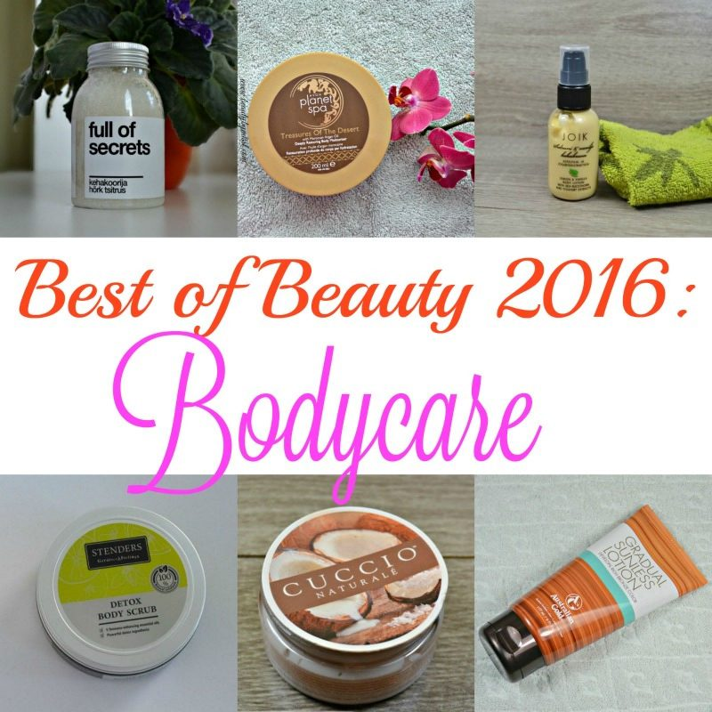 Best of Beauty 2016: Bodycare
