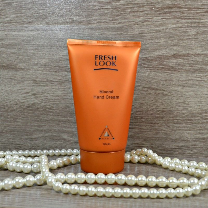Fresh Look Mineral Hand Cream review