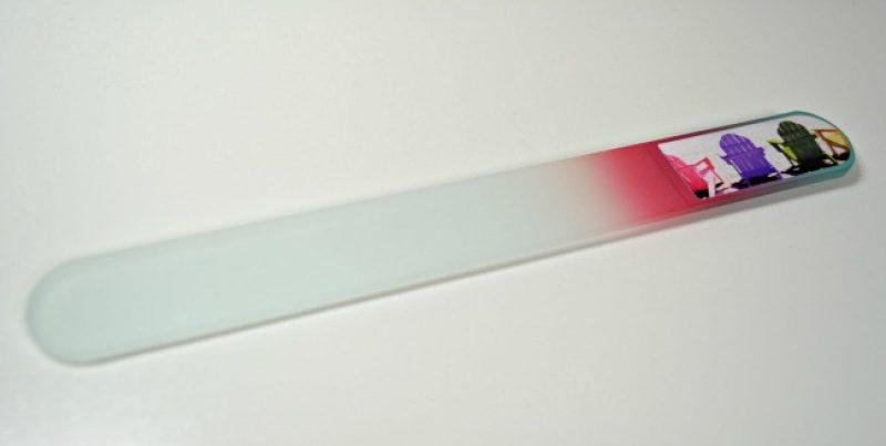 Aveniro glass nail file