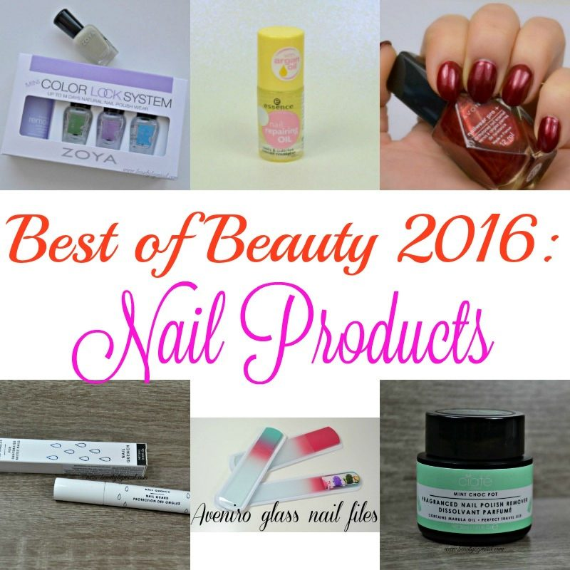 Best of Beauty 2016: Nail Products