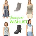 January 2017 wishlist