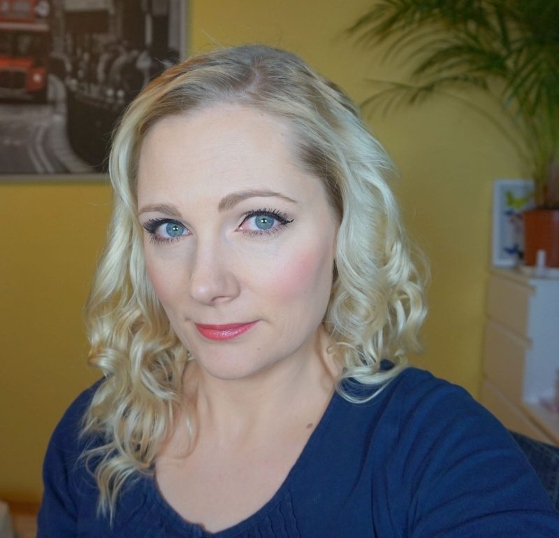 Simple Birthday Party Makeup