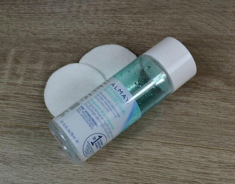Almay Longwear & Waterproof Eye Makeup Remover Liquid
