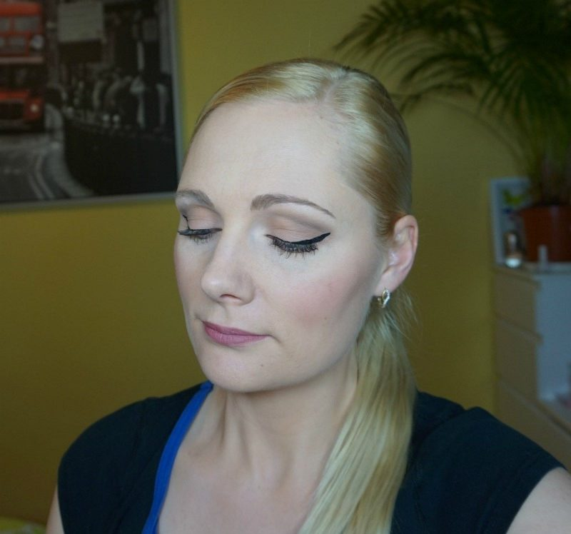 FOTD: Too Faced Natural Matte X Cargo Cosmetics The Essentials Eye Shadow palette