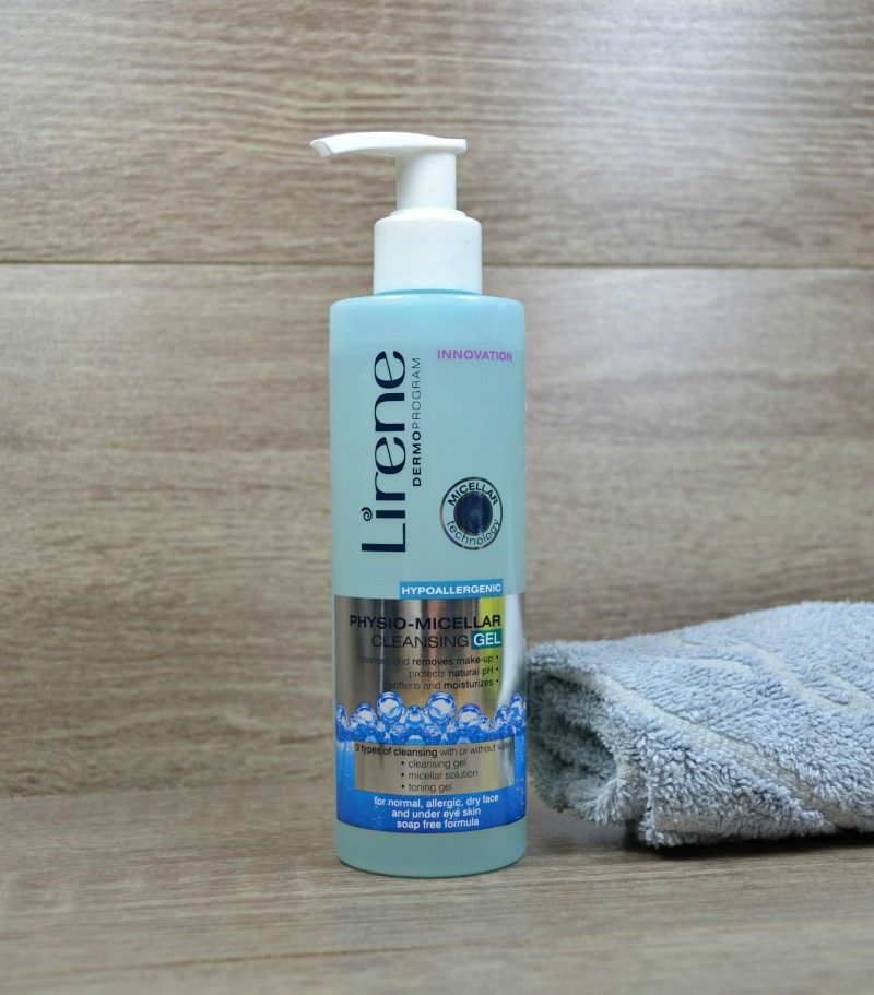 Lirene Physio-micellar cleansing gel