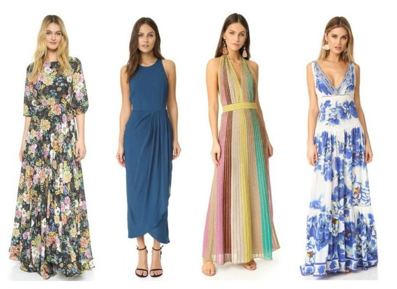 shopbop wishlist maxi dresses