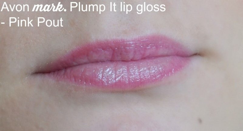 Avon Mark. Plump It huuleläige - Pink Pout