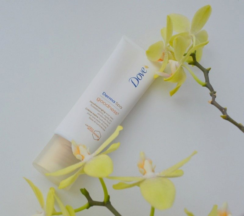 Dove Derma Spa Goodness hand cream review