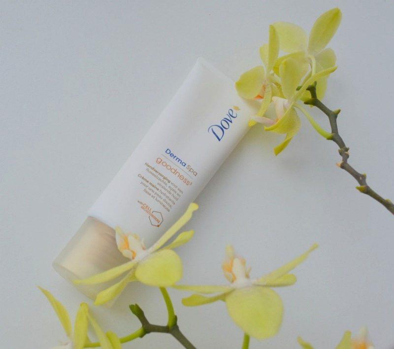 Dove Derma Spa Goodness hand cream review