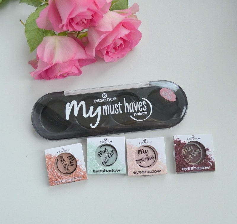 Create your perfect eyeshadow palette with Essence My Must Haves palette & refills