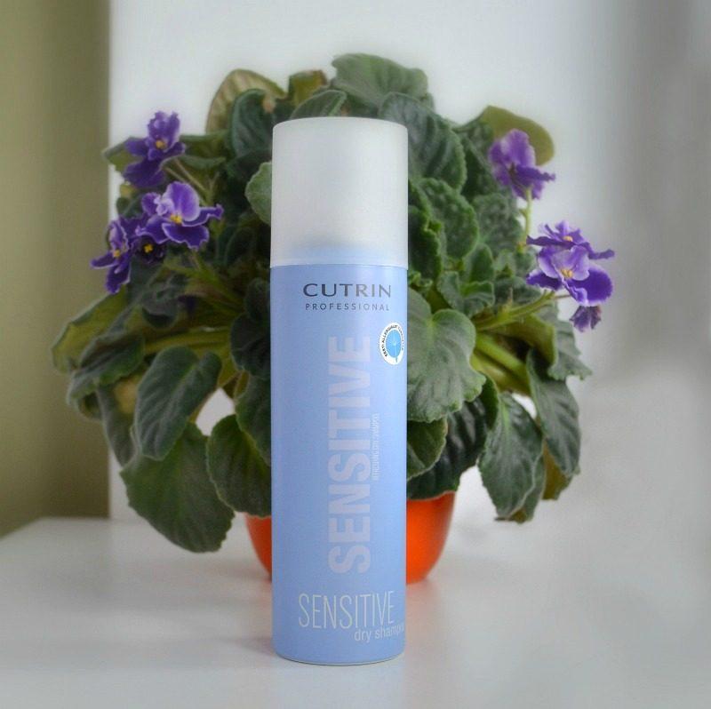 Cutrin Sensitive Dry Shampoo