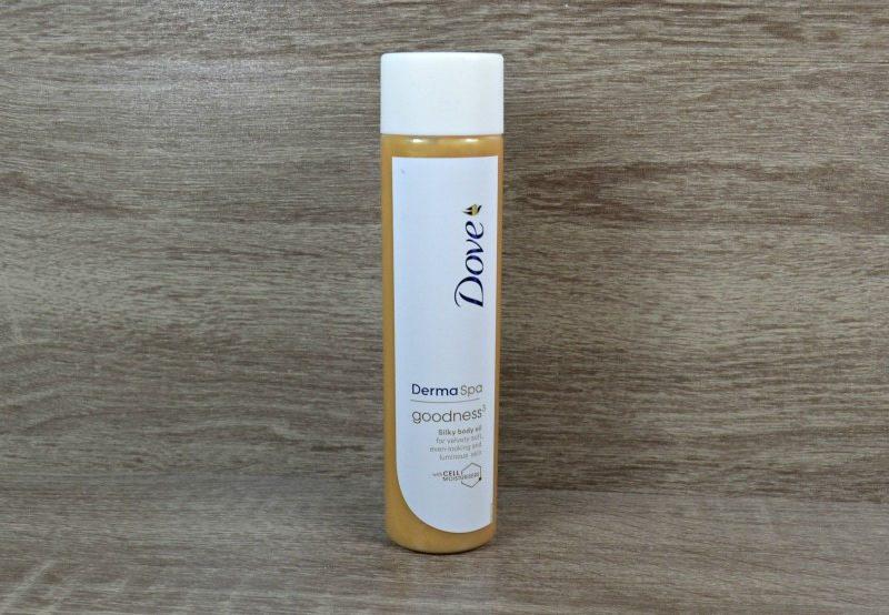 Dove DermaSpa Goodness³ Silky Body Oil