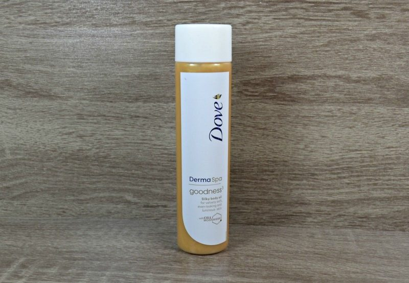 Dove DermaSpa Goodness³ Silky Body Oil