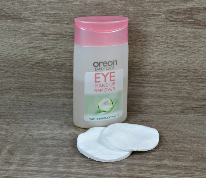Oreon Eye Make-up Remover