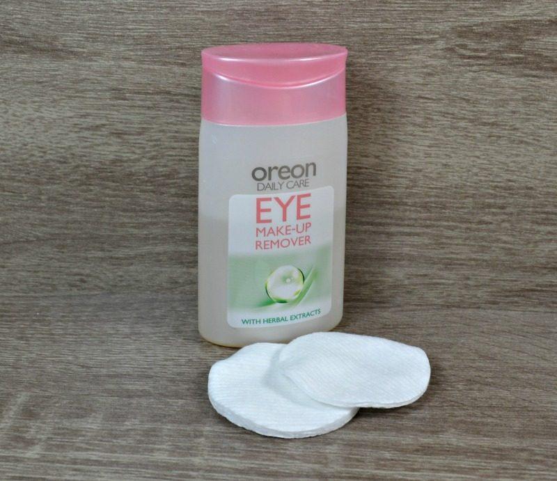 Oreon Eye Make-up Remover