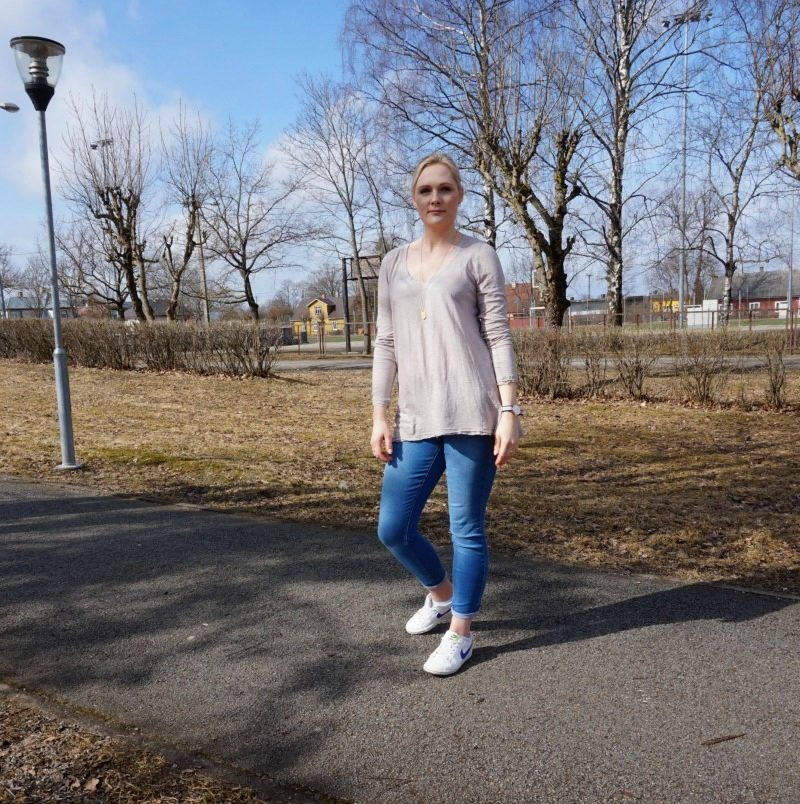 simple casual outfit beautybymissl