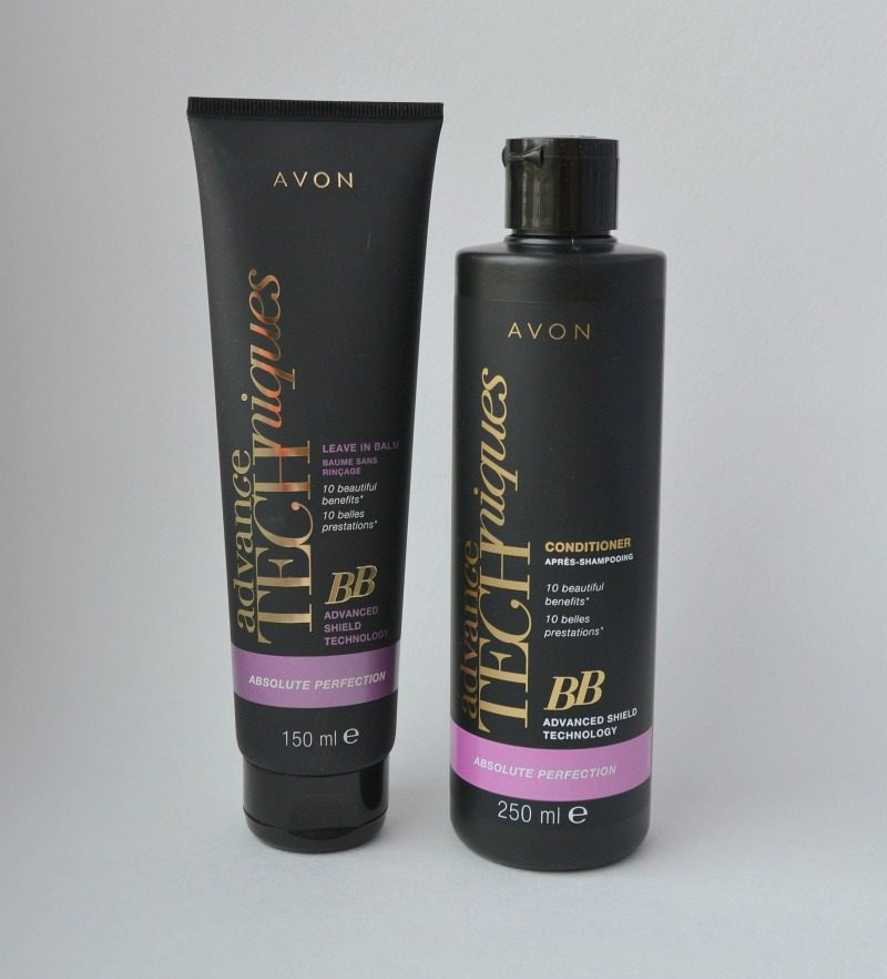 Avon Advance Techniques BB Absolute Perfection conditioner & leave in balm review