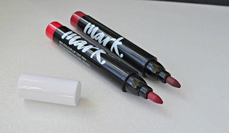 Avon Mark. Big Colour huuletint - Strawberry & Raspberry