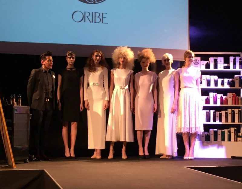 Marimo Fashion Oribe esmaesitlusel