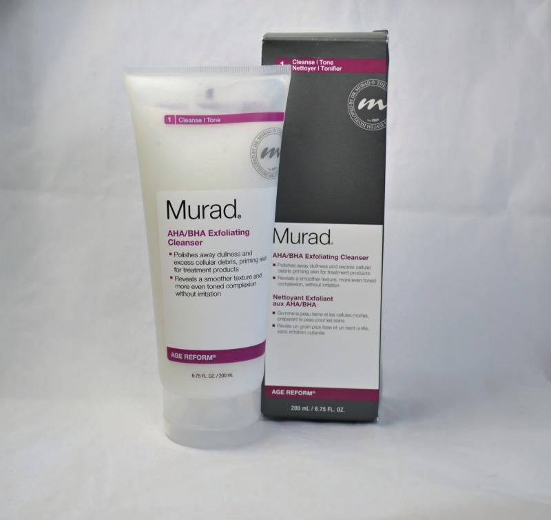 Murad AHABHA Exfoliating Cleanser